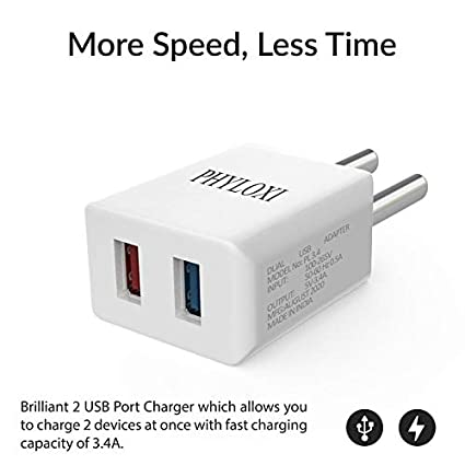 Link Pluse Classice Series Ultra High Speed Mobile Charger for Coolpad Mega 2.5D