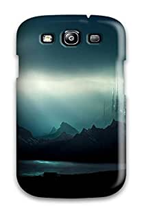 High-quality Durable Protection Case For Galaxy S3(vehicle Sci Fi)
