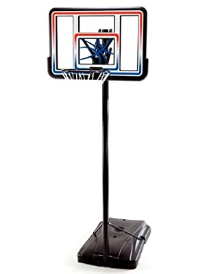 Lifetime 1533 Portable Basketball Hoop with 44in Acrylic Backboard
