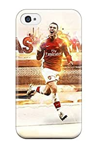 Premium Thomas Vermaelen Back Cover Snap On Case For Iphone 4/4s