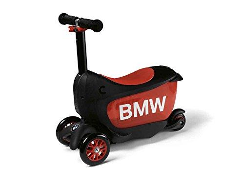 BMW 80932450901 Kids Scooter - Orange/Black