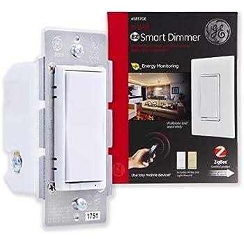 Ge 45613 Z Wave Wireless Lighting Control Three Way Dimmer