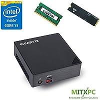 Gigabyte BRIX GB-BSi3A-6100 Core i3-6100U USB 3.1 Mini PC w/ 4GB & 128GB M.2 SSD
