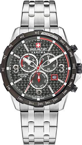 SWISS MILITARY ACE Chrono Carbon Fibre DIAL Watch