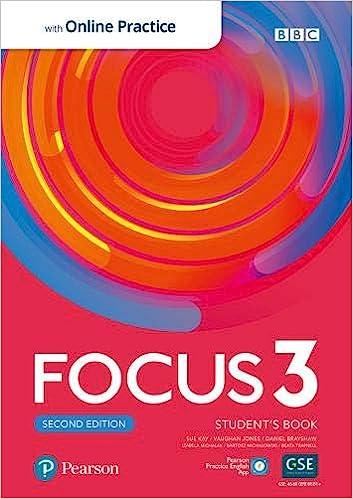 Focus 2e 3 Students Book with Standard PEP Pack: Amazon.es: Kay, Sue, Jones, Vaughan, Brayshaw, Daniel, Michalowski, Bartosz, Trapnell, Beata, Michalak, Izabela: Libros en idiomas extranjeros