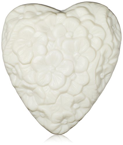 Gianna Rose Heart Soap, Pearl, 4.2 oz.