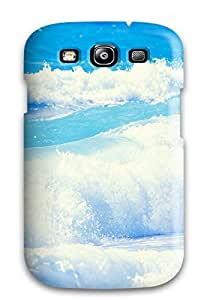 Galaxy High Quality Tpu Case/ Waves ITjxxtq1644GkMdC Case Cover For Galaxy S3