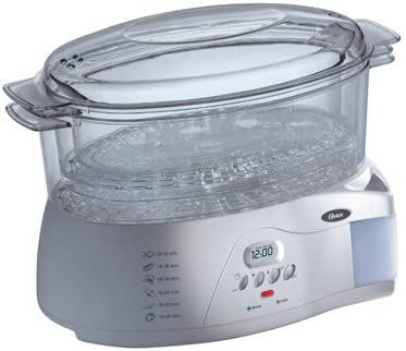 Oster Inspire 5715 Digital Food Steamer - White