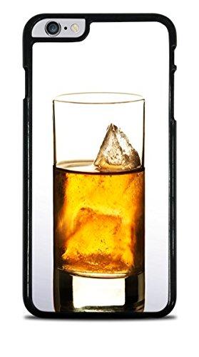 (Whiskey on the Rocks Black Hardshell Case for iPhone 6+ (5.5))