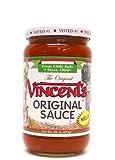 Vincent Sauce The Original Flavor, Mild, 16 Ounce (Pack of 4)