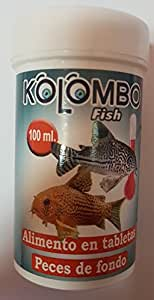 ... Comida para peces de acuarios
