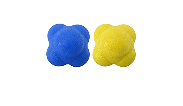 Sport Hexagonal Ball Reaction Ball Agile Ball Towards Speed Training BallsRD6ON