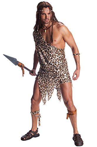 Rubie's Costume Edgar Rice Burroughs Tarzan Adult Tarzan Costume, Standard Color, X-Large -