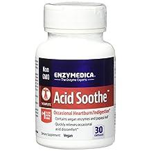 Enzymedica - Acid Soothe- 30 capsules