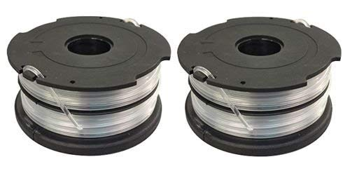 .065 In x 40 Ft Dual Line AFS Replacement Spool for Black & Decker 2-Pack