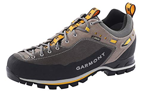 (Garmont Men's Dragontail MNT GTX Approach Training Shoes, Sharp/Taupe, 10)