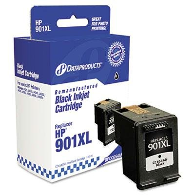 Dataproducts Imaging Supplies (Dataproducts - Remanufactured Cc654an (901Xl) High-Yield Ink 700 Page-Yield Black