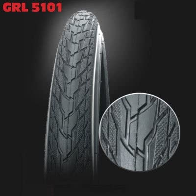 Grl-Neumático para bicicleta 700 x 35 C dimensión perfil de ...