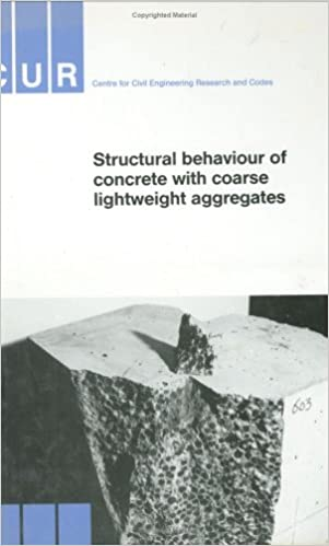 Structural Behaviour of Concrete with Coarse Lightweight