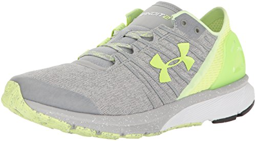 Under Running Shoe Gray White Country Women's Overcast 942 Cross 2 Bandit Armour Charged 04Fqr0