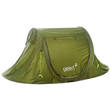 new york 2fedd 13742 Gelert Quickpitch 2 Pop Up Tent Fern Green Festival Outdoor ...