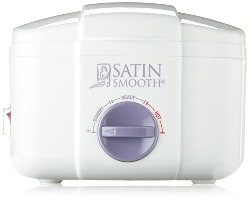 Satin Smooth SSW12C Professional Single Wax Warmer (Best Double Wax Warmer)