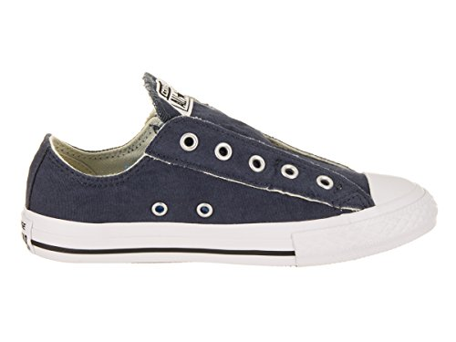 Converse Kids Chuck Taylor All Star Slip Ox Navy Basketball Shoe 12.5 Kids US by Converse (Image #5)