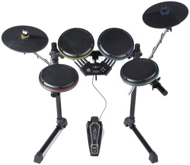 Amazoncom Ion Ied07 Premium Rock Band Drum Kit For Xbox 360 Video