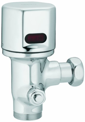 Urinal Battery Powered Retro-Fit Sensor-Operated Electronic Flush Valve 1.0 gpf, Chrome ()