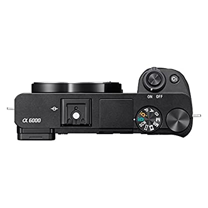 Sony Alpha ILCE 6000Y 24.3 MP Mirrorless Camera with 16-50 mm and 55-210 mm Zoom Lenses (APS-C Sensor, Fast Auto Focus… 5