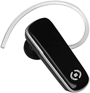 Celly BH8B - Auricular con Bluetooth, color negro