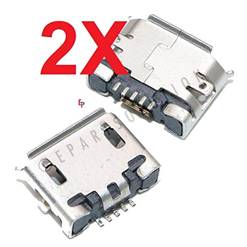 Sony Ericsson Dock - ePartSolution-2 X Sony Ericsson Xperia X10i Charger Charging Port Dock Connector USB Port Repair Part USA Seller