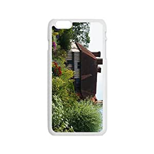 Garden And Flowers Hight Quality Case for Iphone 6
