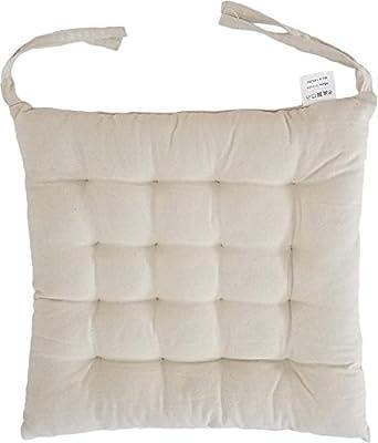 Melange 100% algodón cuadrado 16