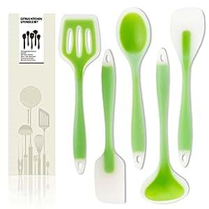 Amazon.com: FIDELIS nv Kitchen Utensil Set | Premium Set