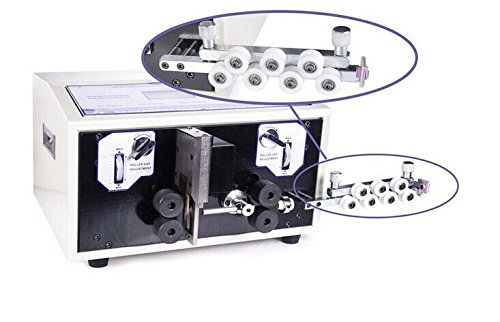 Computer-controlled Wire Peeling Stripping Cutting Machine from U.S. Solid by U.S. Solid (Image #2)