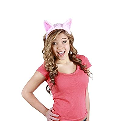Elope My Little Pony Pinkie Pie Costume Headband with Ears: Toys & Games