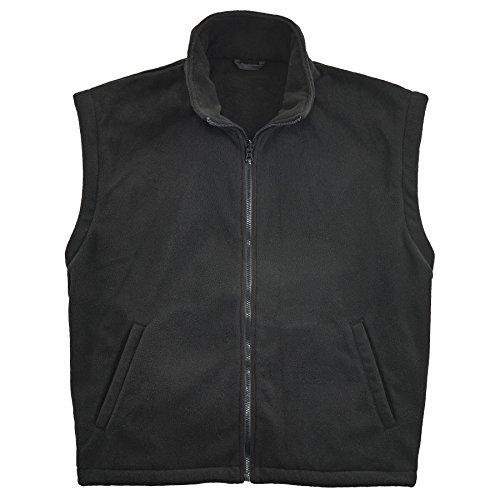 Ergodyne GloWear 8381 High Visibility Reflective Bomber Jacket with Zip-Out Black Fleece, Large, Lime by Ergodyne (Image #4)