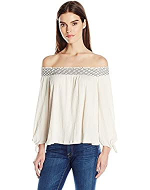 Jessica Simpson Women's Marlena Top