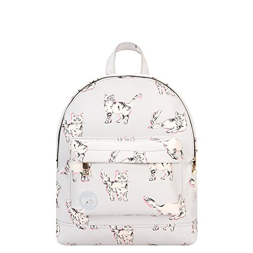 Light Cats Mini Casual Super cm Gold Grey Pac 23 Backpack Daypack Mi tqxvXOwv