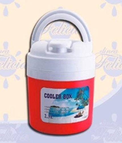 Botella Dispensador 2,3 LT nevera Thermos playa piscina Pic Nic ...