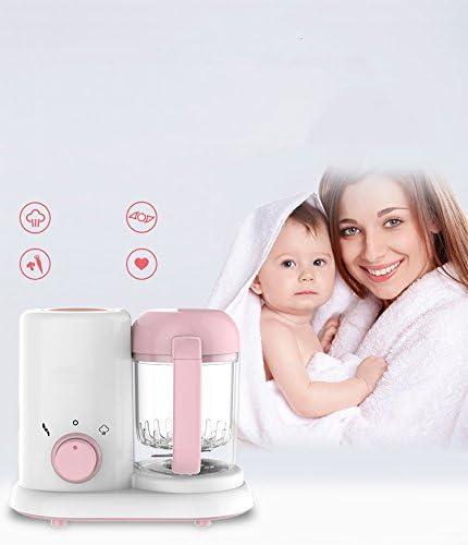 Portátil Baby Puré Robot de cocina mini Steamer Licuadora Multi de ...