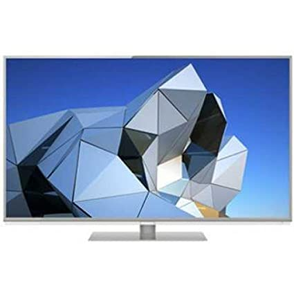 Panasonic Viera TH-L42DT50D 106 cm (42 inches) Full HD LED 3D TV (Silver) Televisions at amazon