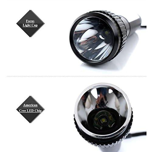 Énergie Solaire Rechargeable Li-ion Rechargeable Mega Lumière Torche LED Lampe de Poche