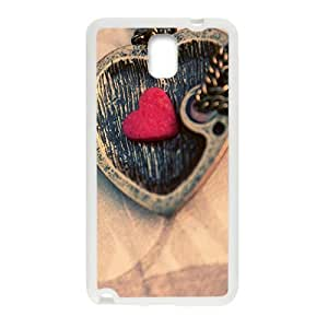 Artistic heart watch design fashion phone For Case Samsung Galaxy Note 2 N7100 Cover