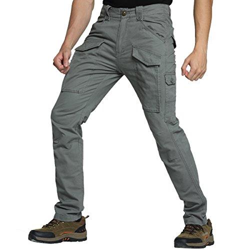 Cotton Combat Trousers - 5