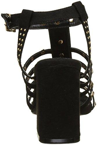 Siesta Mujer noir Con Sandalia D'azur Cote Negro Pulsera Para Cassis Ew4apqT