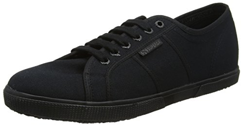 2950 Cotu Black Nero Total Sneaker Superga Unisex 997 Adulti aT6BxFx