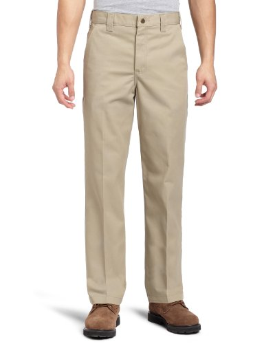 Carhartt Men's Blended Twill Work Chino,Khaki,33 x 30 - Mens Blended Chino