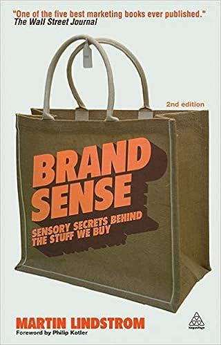 Brand Sense: Sensory Secrets Behind the Stuff We Buy: Amazon.es: Lindstrom, Martin: Libros en idiomas extranjeros